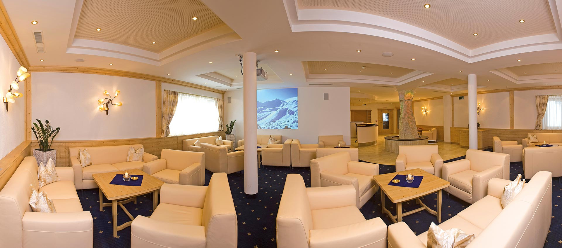 Hotel Antony Ischgl - Reception