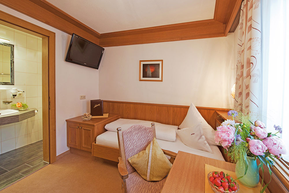 Comfort single room - Hotel Antony Ischgl