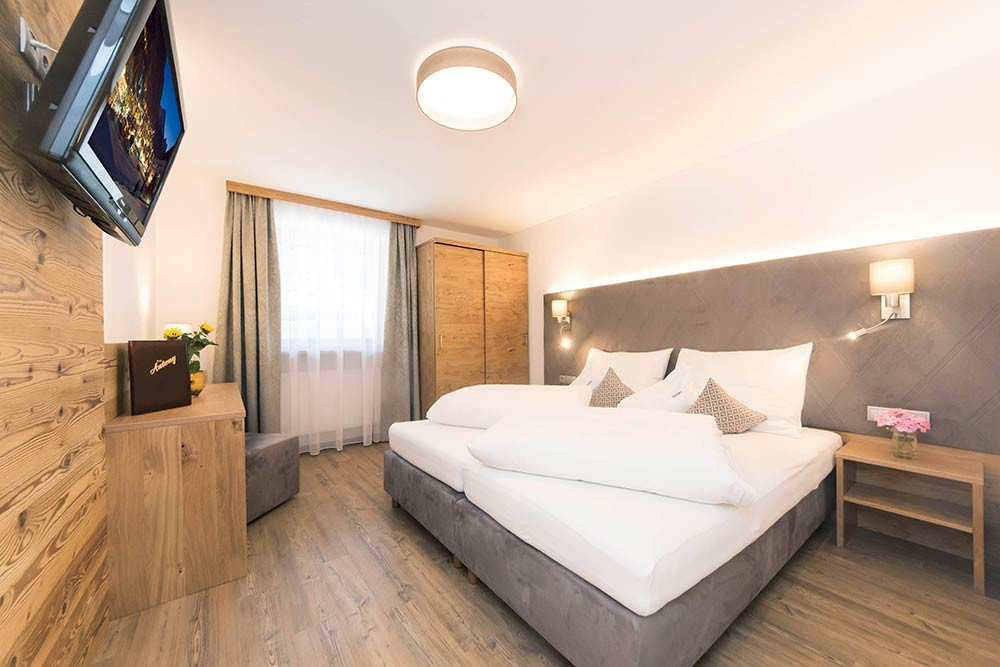 Ground floor double room - Hotel Antony Ischgl