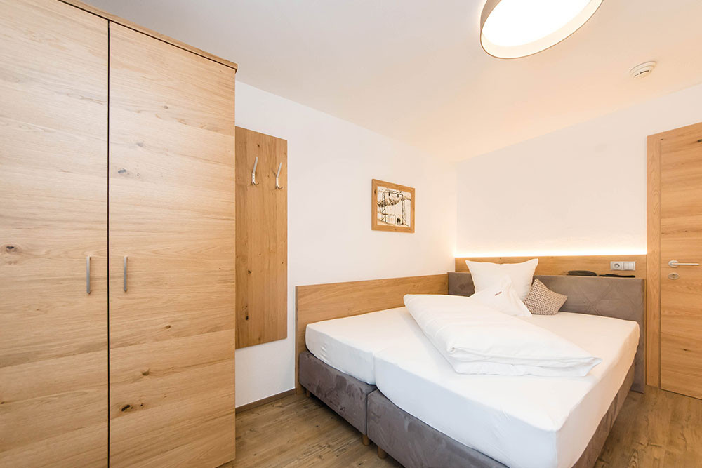 Ground floor single room - Hotel Antony Ischgl